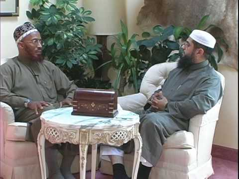 Interview with Sh Khaled Yasin - save a soul -  Sh Ahmed Shehab