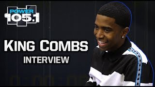 King Combs Talks Working With Jeremih, His 21st Birthday Party + The CYN Movement
