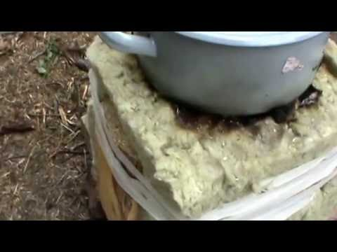 Answers to rocket stove insulation how to save money and for Rocks all insulation