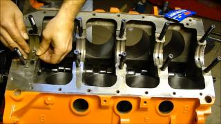 5.9 Grand Cherokee Supercharged V8 Magnum 360 rebuild Part 2