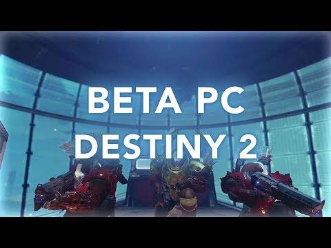Destiny 2 | Beta PC: información y novedades
