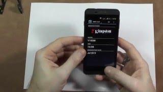 Смартфон Gigabyte Gsmart Essence за 4000p: 1 часть обзора