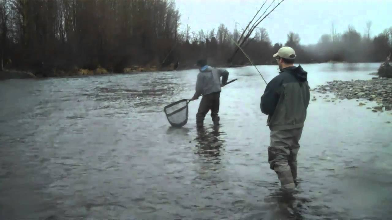 Fly fishing on yakima river youtube for Fishing license for disabled person