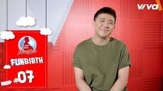 Trấn Thành đẹp trai không thua Hứa Vĩ Văn, chiều cao nhỉnh hơn Trường Giang | Fun Birth #7