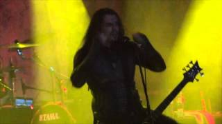 Septicflesh live in Moscow 18.09.15