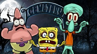 Roblox   ZOMBIES VS BIKINI BOTTOM - Spongebob Zombie Invasion! (Roblox Zombie)