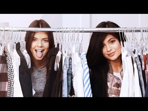 Kendall & Kylie Jenner Surprise Website Revealed!