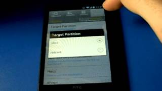 HTC HD2 PACMAN 1.2a Performance test (Android 4.1.2 JB)