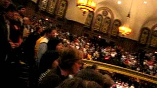 How Great Thou Art : Chicago : Founders Week 2009 : Moody Bible Church