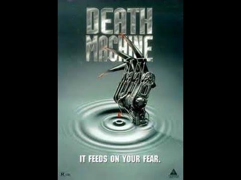 October Horror Reviews: Death Machine (1995)