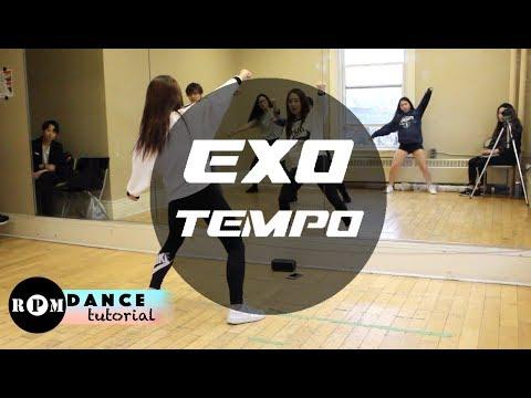 "EXO ""Tempo"" Dance Tutorial (Intro)"