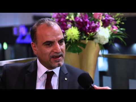 ATM 2015: Naeem Darkazally, VP sales & marketing - Middle East & Africa, Millennium Hotels & Resorts