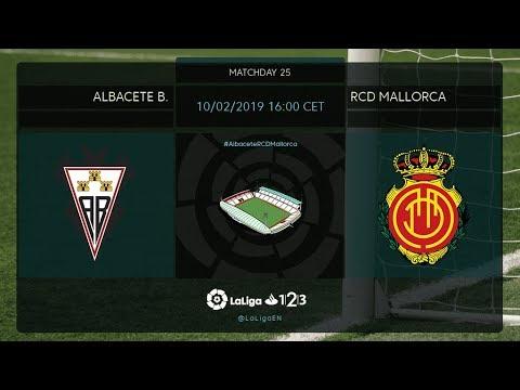 Albacete BP - RCD Mallorca MD25 D1600