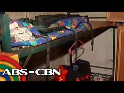 Filthy dorms in Manila exposed