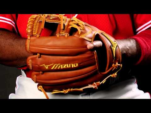 Glove Love - Jimmy Rollins Introduces the Mizuno Pro Limited Edition