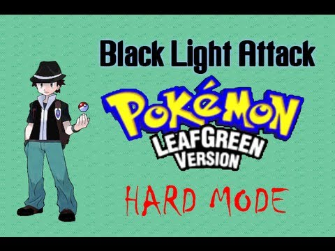 ★ Pokemon - LeafGreen Let's Play #18 - Nuzlocke, ft. BlackLightAttack!