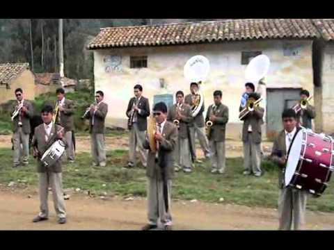 SUPER SONORA ACOLLINA EN YAULI JAUJA, ENTRE MULIZAS Y CARNAVALES. 2013