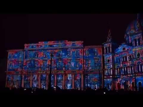 Festiwal Światła Łódź 2014