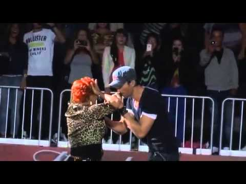 Enrique Iglesias   Hero    barclays megaton brooklyn new york...