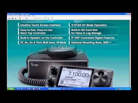 TRRS #0066 - ICOM IC-7100 - New New Amateur Radio