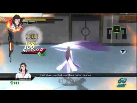 Bleach Soul Resurreccion - Aizen Gameplay
