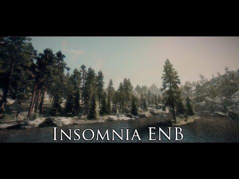 TES V - Skyrim Mods: Insomnia ENB