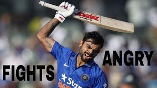 VIRAT ANGRY MOMENTS IN CRICKET Compilation 2016 Part 1