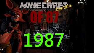 Minecraft - The Bite of 87 - Five Nights at Freddy