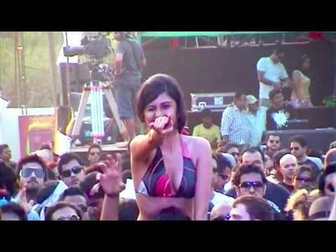 Nikhil Chinapa's Diary - Sunburn Goa 2010