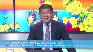 SBTN MORNING với Đỗ Dzũng & Mai Phi Long | 08/02/2019 | www.sbtn.tv