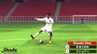 PES 2015 Tricks & Skills Tutorial - Xbox & Playstation - HD 1080p -2015
