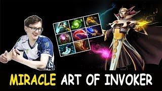 DotA 2 - Miracle Invoker Hard Game Full 8 Slotted Item