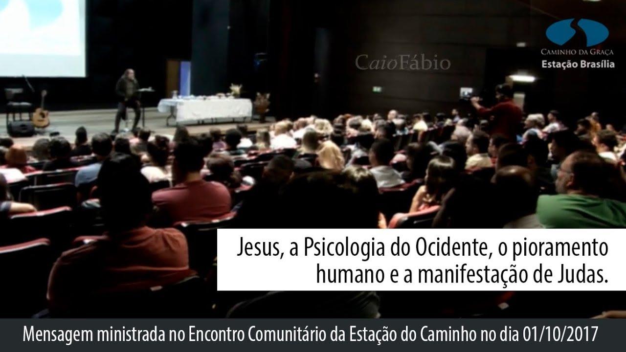 Jesus, a Psicologia do Ocidente, o pioramento humano e a manifestação de Judas.