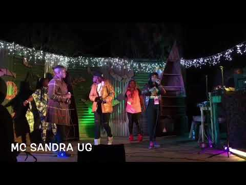 SHE IS HIPHOP FEST 2019- RAP CIPHER- SANDRA UG