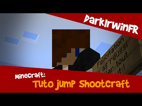 Minecraft – Solution jump caché au ShootCraft sur le serveur FunCraft.fr