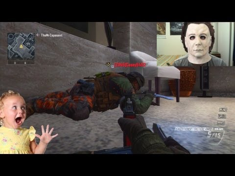 Michael Myers: Grabbed, Stabbed and Decapitated (COD)
