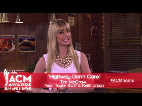2014 ACM Awards Video of the Year Nominees Presented by Beth Behrs