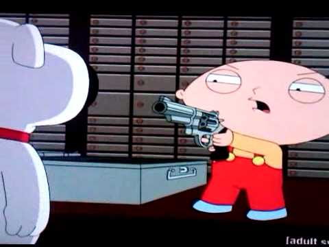 stewie shoot like a black man youtube