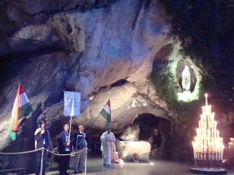 Lourdes - Betegek Világnapja - február 11.