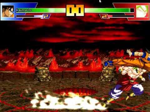 Goku Fights Broly Final Fight Broly vs Goku