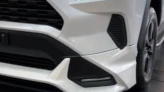 2019 Toyota RAV4 五代 改裝TRD Street Monster空力套件 完美直上