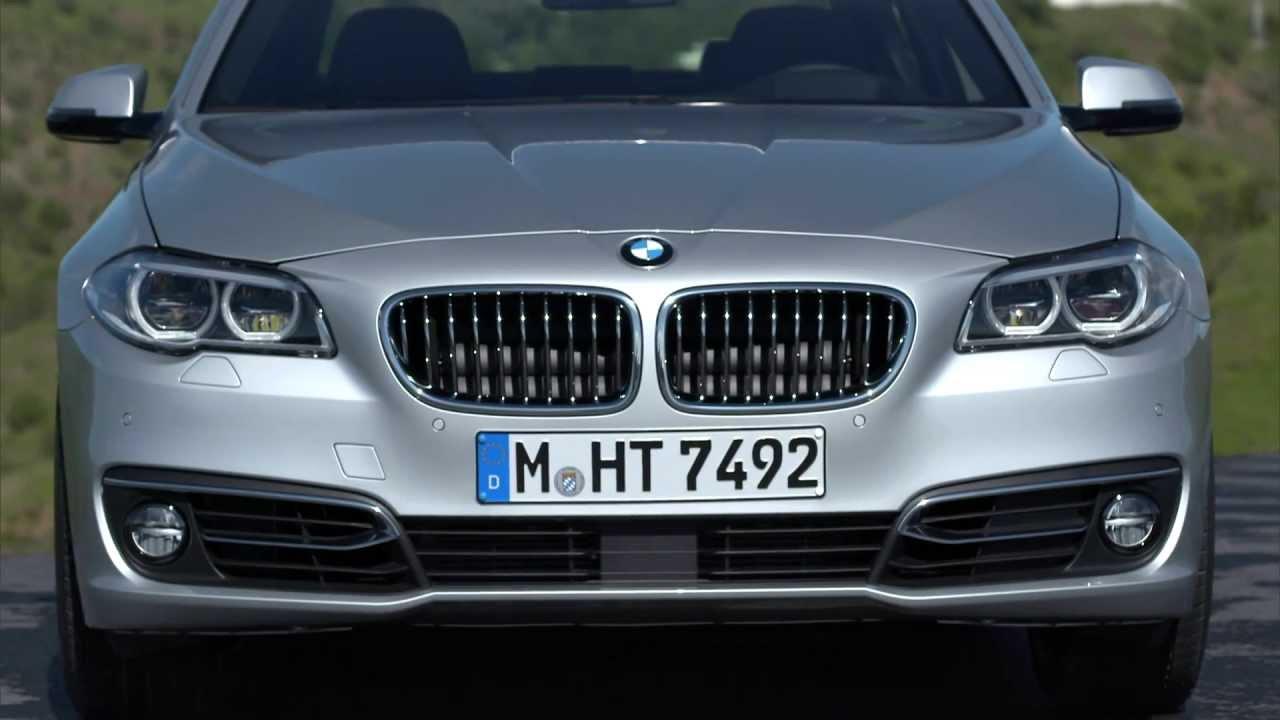 Bmw 535i Limousine F10 Lci Exterieur Design Youtube