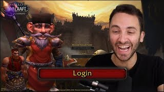 LOGGING INTO WOW AFTER 4 YEARS