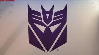 "Transformers TCG Deck Techs - ""The Wall"""