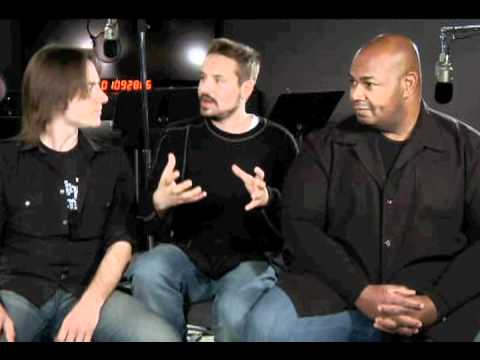 Thundercats 2012 Cast on Thundercats Cast Interview   2011 Cartoon Network Remake