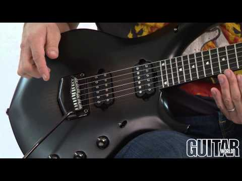 John Petrucci Signature Guitar - Ernie Ball/Music Man Majesty
