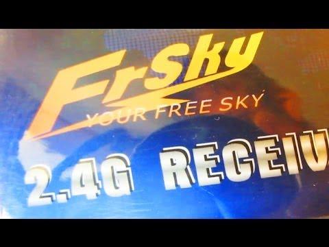FrSky vs Corona modules 2.4 GHz Mod for 35 Mhz Tx