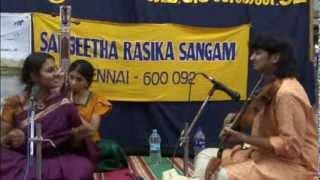 12Thanjam ninpatham-Desh(Thillana)- Lalgudi Sri Jayaraman