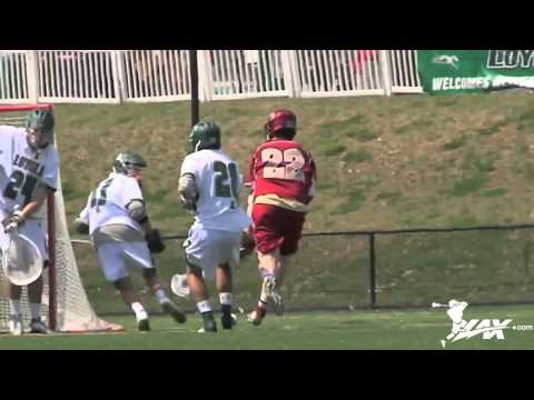 Denver vs. Loyola | 2013 Lax.com College Highlights