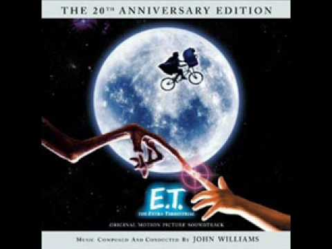 E.T. the Extra-Terrestrial is listed (or ranked) 5 on the list The Greatest Film Scores of All Time
